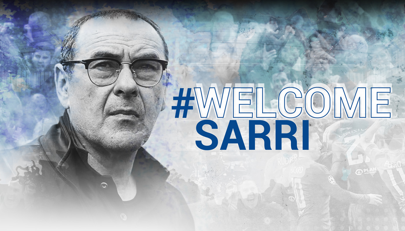 sarri al chelsea fan engagement